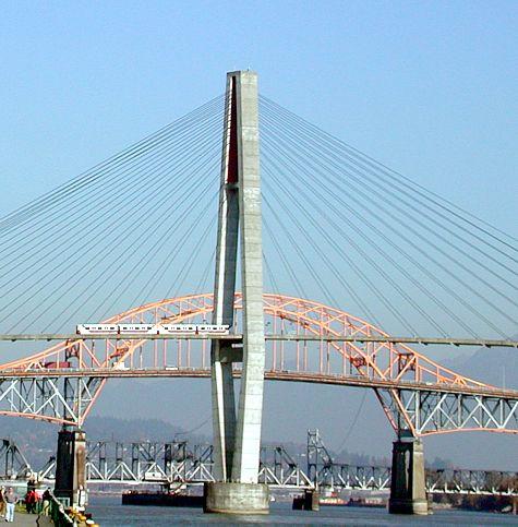 Vancouver Skytrain Light Rail System   Vancouver Light Rail
