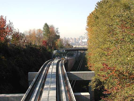 Vancouver Canada light rail public transport.   Flickr ...   Vancouver Light Rail