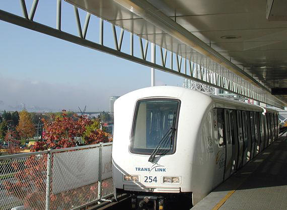 Light rail project off; Vancouver SkyTrain funded ...   Vancouver Light Rail